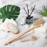 Dry Brushing Body Brush Set