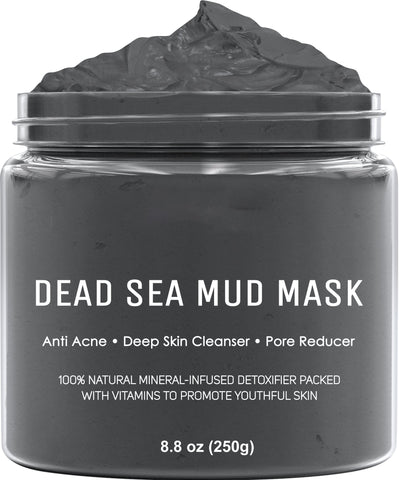 Dead Sea Mud Mask for Face and Body
