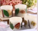 Handmade Delicate Candles - Fruit Scented