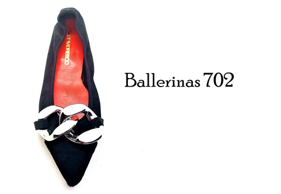 BALLERINAS POINTED OUTLET