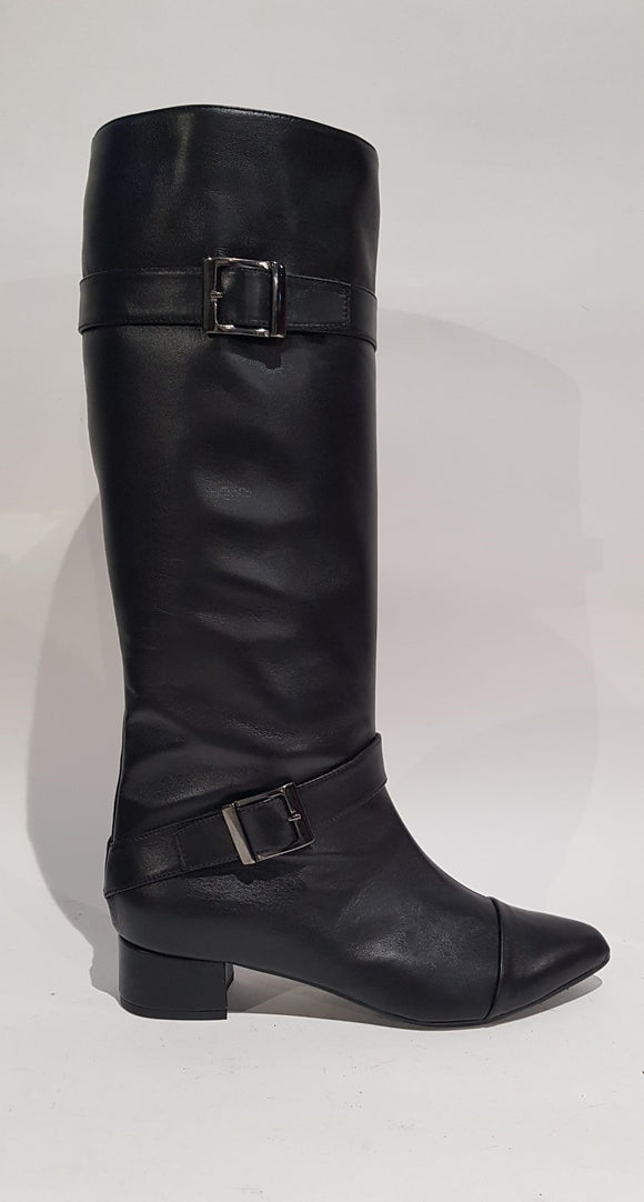 BOOT FIBBIE BLACK