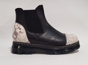 BOOT JD PT/BLACK