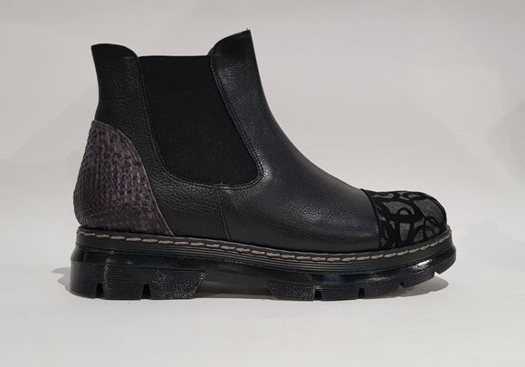 BOOT JD BLACK