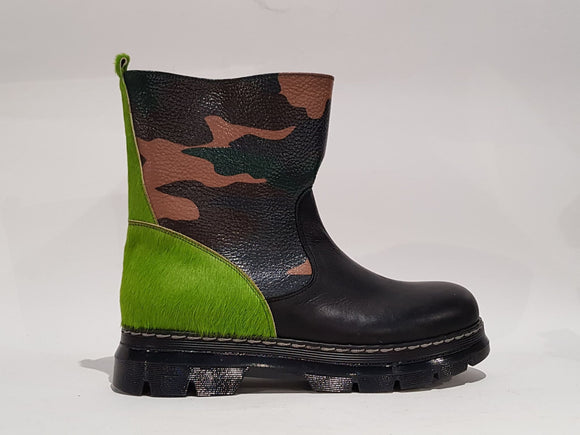 BOOT CAMOUFLAGE