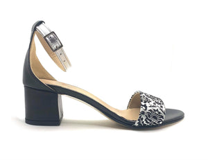 SAND PIZZO BLACK ONLY 37-38