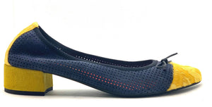 SCARPA MAGICA BLUE/YELLOW