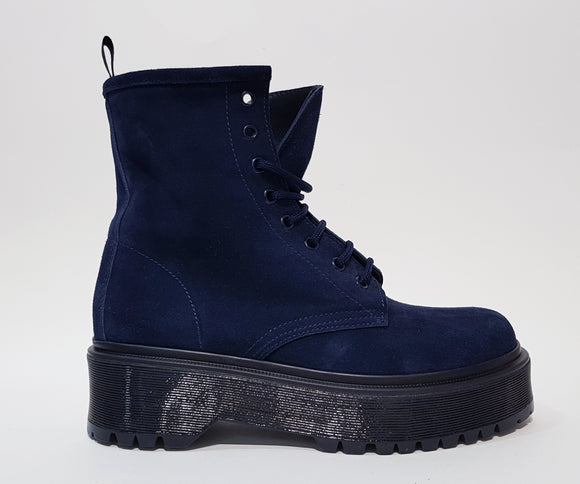 JD MARTENS BLUE