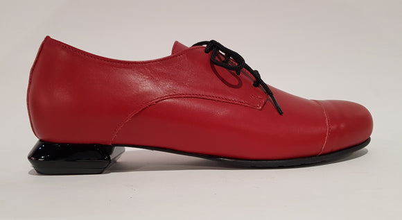 FRANCESINA NAPPA RED