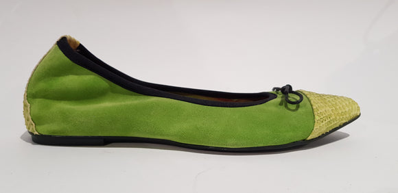 BALLERINA GREEN ONLY 36