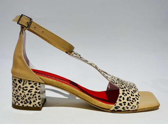 SANDALO LEOPARDO ONLY 36