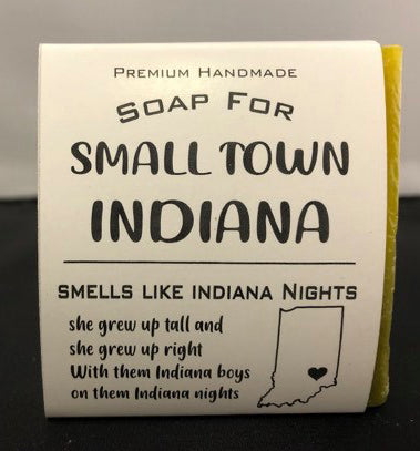 Small Town Indiana Soap