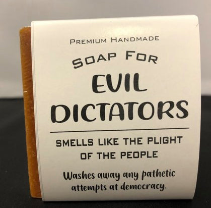 Evil Dictators Soap