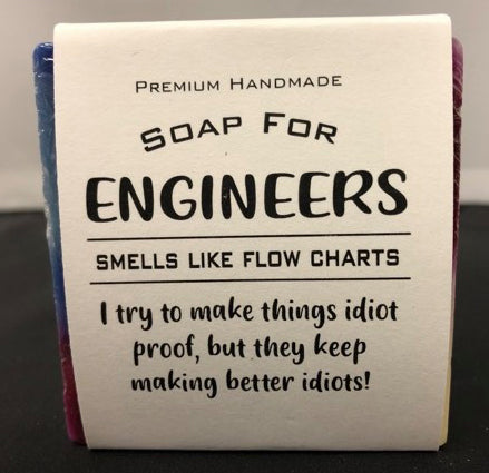 Engineers Soap
