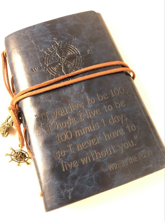 If You Live To Be 100  Engraved Journal