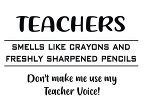 Teacher Candle