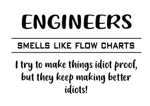 Engineers Candle