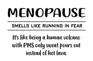 Menopause Candle