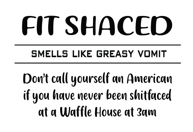 Fit Shaced Candle
