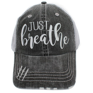 Just Breath Trucker Hat