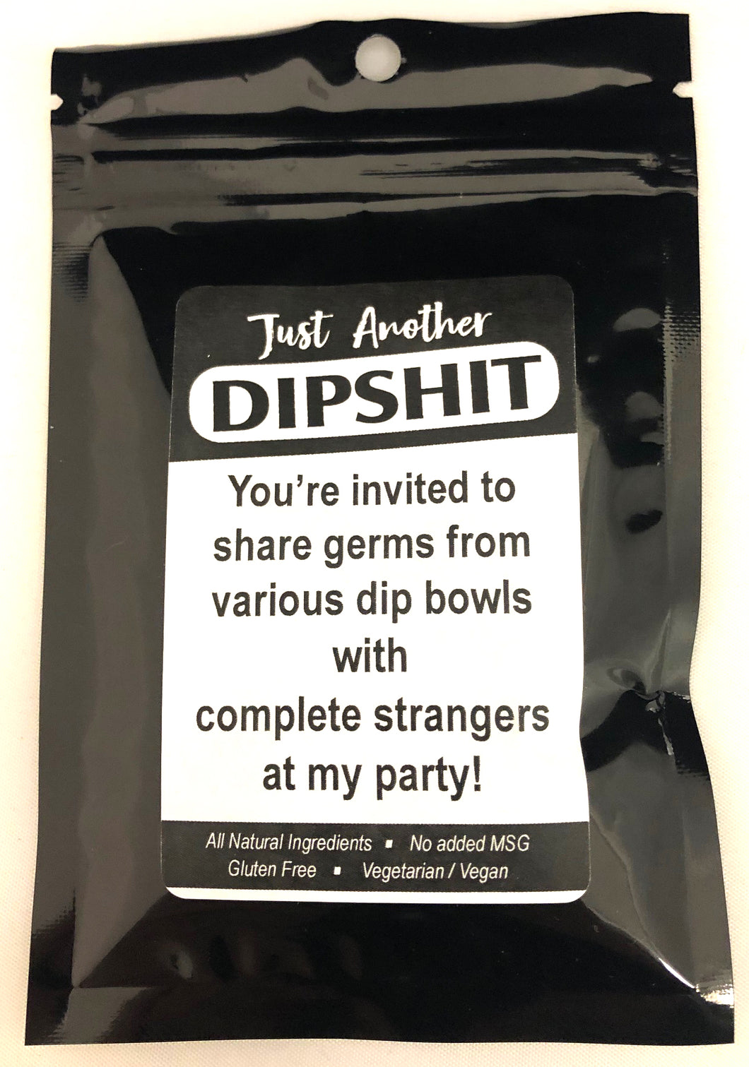 Share Germs Dip Shit