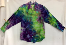 Load image into Gallery viewer, Fresh Ice Tie-Dye on Recycled Shirt S
