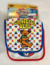 Load image into Gallery viewer, Grateful Dead Baby Bibs