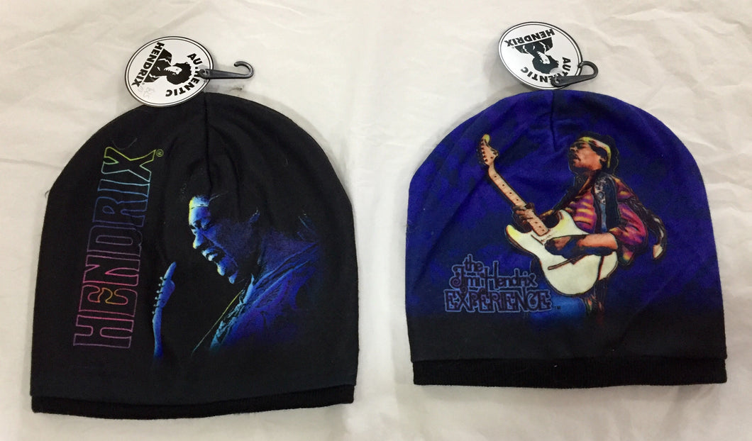 Jimi Hendrix Winter Beanie Hat