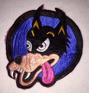 PATCHES - LARGE SEW ON