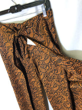 Load image into Gallery viewer, Paisley Wrap Pants