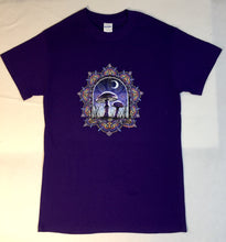 Load image into Gallery viewer, Purple Mushrooms T-Shirt