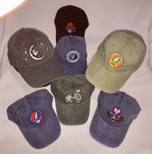 Load image into Gallery viewer, Grateful Dead Baseball Caps - Many Styles
