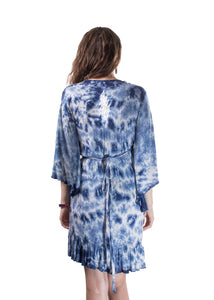 Grateful Dead Wrap Dress