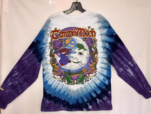 Wizard / Terrapin Moon Tie-Dye Long Sleeve T-Shirt