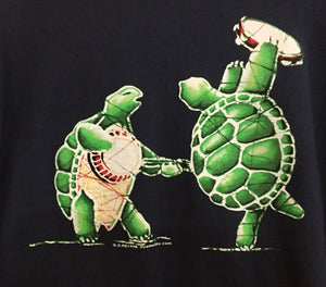 Dancing Terrapins SHORT Sleeve T-Shirt