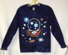 Load image into Gallery viewer, Grateful Dead Space Your Face Tie-Dye Long Sleeve T-Shirt