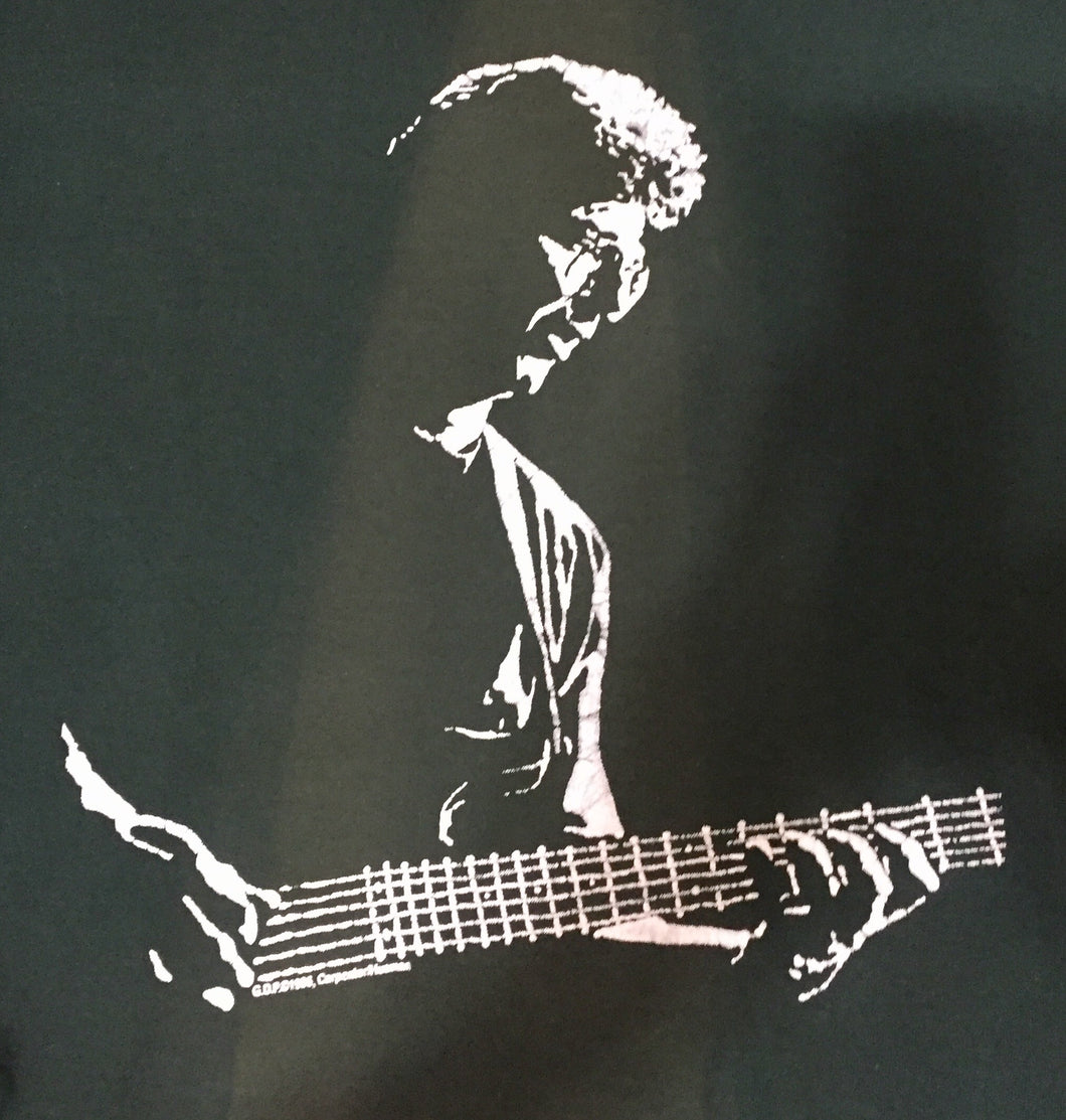 Phil Lesh Unbroken Chain Green Tee
