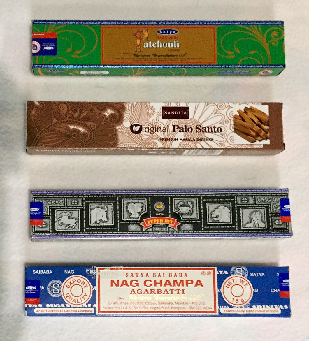 Small Incense Packs