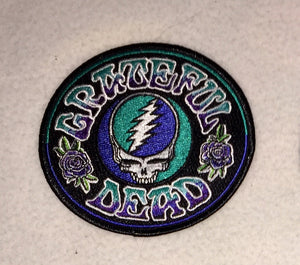 PATCHES - IRON-ON - $10