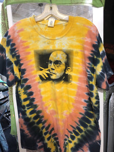 Hunter S. Thompson Tie Dye