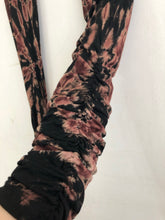 Load image into Gallery viewer, Brown Tie Dye Leggings