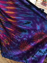Load image into Gallery viewer, Tie Dye Scarf/Wrap