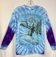 Load image into Gallery viewer, Grateful Dead Powderman Tie-Dye Long Sleeve T-Shirt