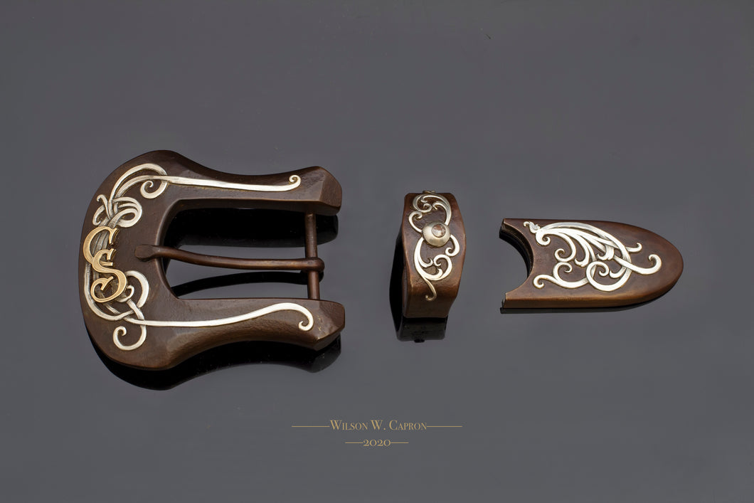 Chad Smith Buckle