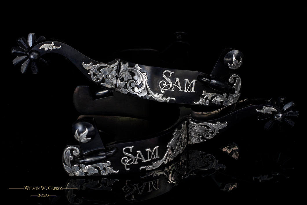 Sam Bass Spurs