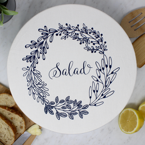 Salad L Fabric Bowl Cover (unwaxed)