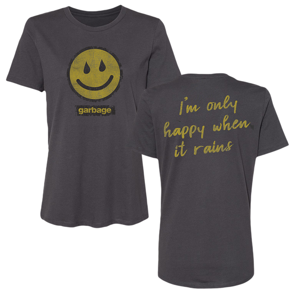 Happy Face Ladies Tee