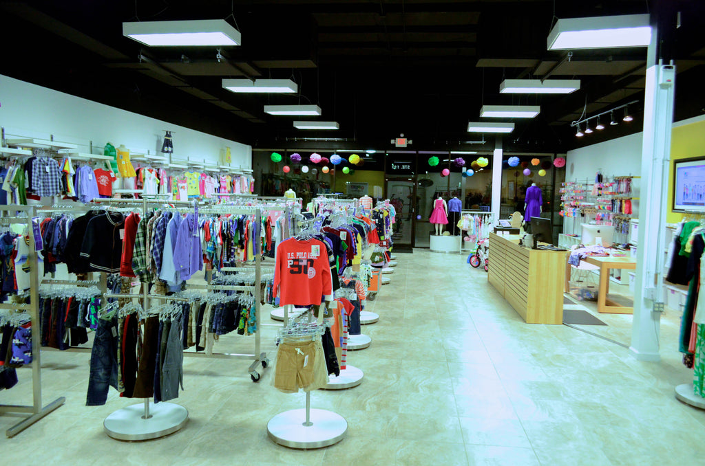 Kidz Outfitters Kids and Maternity Clothing and Store  Inside View- www.kidzoutfitters.com