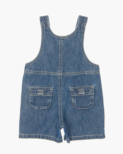 3-6 Months Boys Overall Shorts