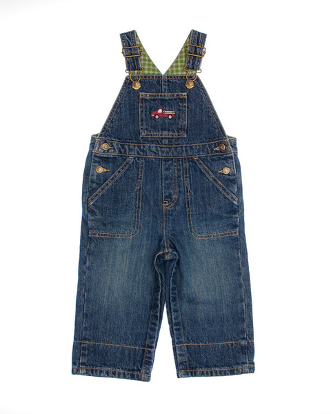 12-18 Months Boys Overall Pants