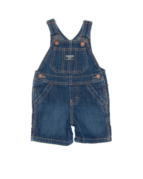 12 Months Boys Overall Shorts